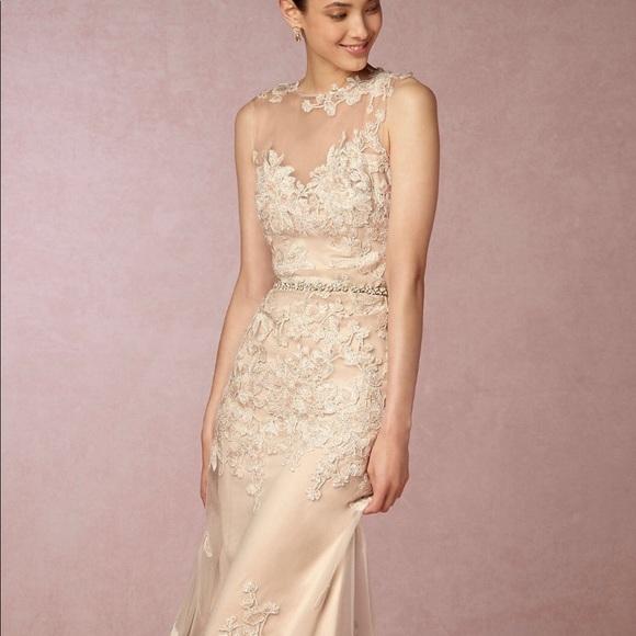 a22e0d6bb0cd BHLDN Dresses | Tadashi Shoji Cristiane Gown | Poshmark